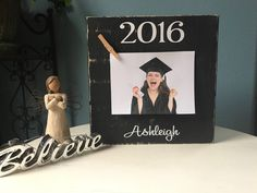 2016 Graduation Picture Frame  Graduation by CastleInnDesigns