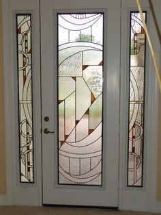 Stained Glass - Home and Garden