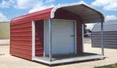 Carport World offers American Steel Carports - mini-storage units