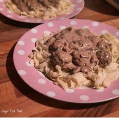 Slimming World Friendly Recipe:- Creamy Swedish Meatballs - myTaste.co.uk