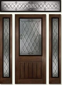 Plastpro Door Fiberglass entry system & Plastpro Fiberglass door w/ full lite Priscilla Glass | WOODGRAIN ... pezcame.com