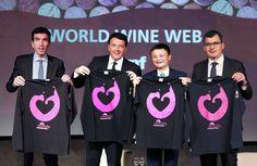 accordo Italia-Cina su e.commerce  http://www.vinodabere.it/alibaba-il-colosso-e-commerce-cinese-promuovera-il-vino-italiano/