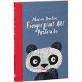 Fingerprint Art Postcards Marion Deuchars | Scout & Co