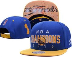 Golden State Warriors Logo 2015 NBA Champions Adidas Blue Locker Room Snap  Back Hat 86e52fe644e
