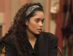 denise huxtable | Tumblr  i really want that hairstyle