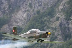 Pilatus PC-3 Fighter Jets, Aircraft, Vehicles, Aviation, Plane, Airplanes, Cars, Planes, Vehicle