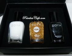 Zoya Gilty Pleasures Collection 2012 | Pointless Cafe