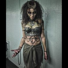 Love this take on the new Enchantress costume