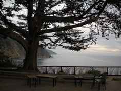 Esalen Institute at Big Sur, CA  This year is its 50th anniversary