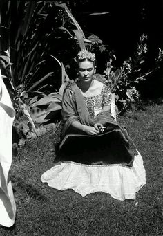 Frida Kahlo…