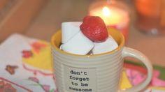 Easy 5 minute chocolate mug cake | GirlBeautyTips