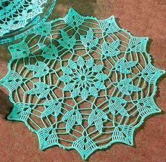 Tecendo Artes em Crochet: Toalhinha Delicada e Fofa!