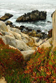Rocky Big Sur Beach Ocean Landscape Fine Art by Foothillz on Etsy, $25.00