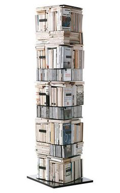 Ptolomeo Bücherregal 4-seitig – horizontale Anordnung – Opinion Ciatti