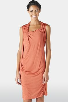 Maddie Dress // what a designer wears, drape + folds #wearabledesign