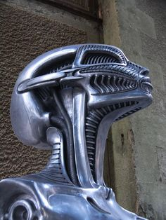 hr giger sculpture - Google Search