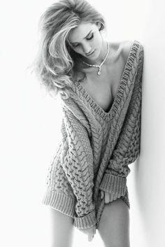 knitwear is sexy