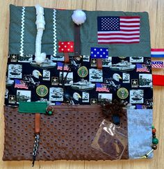 Excited to share this item from my #etsy shop: Large Alzheimer's Fidget Blanket, Dementia, Proud ARMY Veteran by Restless Remedy Dementia Care, Alzheimer's And Dementia, Saving Coins, Alzheimer's Symptoms, Alzheimers Awareness, Fidget Blankets, Fidget Quilt, Army Veteran, Custom Quilts