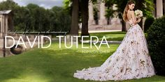 David Tutera for Mon Cheri is a unique wedding dress collection that captures the personality of every bride on her wedding day. Find your perfect dress today!