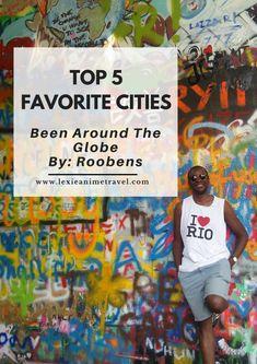 around the globe - roobens