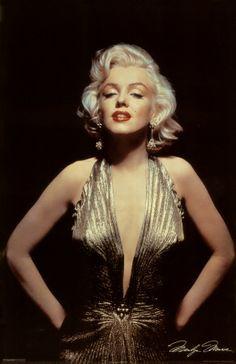Marilyn Monroe publicity still from Gentlemen Prefer Blondes
