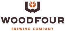 Cerveja Sticky Golden Sour, estilo Saison / Farmhouse, produzida por Woodfour Brewing, Estados Unidos. 4.6% ABV de álcool.