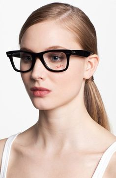 Ray-Ban 50mm Optical Glasses (Online Only) available at #Nordstrom