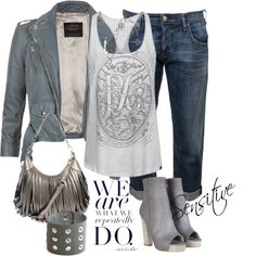 We are what.... by bianca-2904 on Polyvore