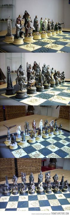 I need! well, first I need to learn to play chess ;)