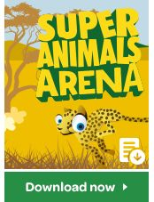 Battle your favourite Super Animals off against each other in a game of Snake, Echidna, Croc! Who's your pick to win the battle? Game Arena, Echidna, Animal Games, Snake, Battle, Activities, Fun, Animals, Ideas