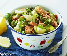 Savukala-perunasalaatti | Kotivinkki