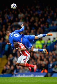 Fernando Torres - Chelsea v Stoke City - Premier League