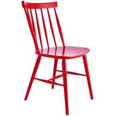 Habitat Talia Red Dining Chair. from Homebase.co.uk