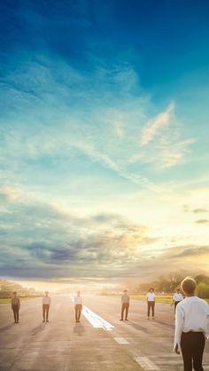"""""""Às vezes me pergunto se as pessoas enxergam o mesmo céu que eu enxergo."""" Alexandre S."""