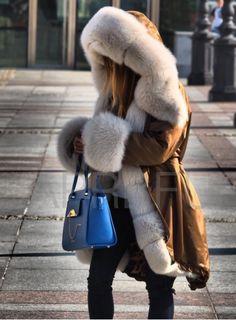 APRB Furs parka