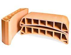 PALET BOVEDILLAS CERAMICAS 60X20X25 (60 PIEZAS) - CFU Brick Design, Door Design, Entrance Doors, Vaulting, Ceilings, Toilet, Vaulted Ceilings, Home Plans, Wood Stoves