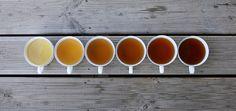 Tea cups by Vladimir Guculak