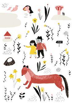Exploradores - by Cinta Arribas