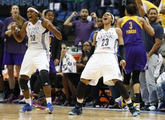Lynx face Sparks in a star-studded WNBA Finals = The No. 1 and 2 seeds in the league will meet for the first game of the 2016 WNBA Finals on Sunday in Minnesota after running roughshod throughout the league. The Minnesota Lynx set a franchise record by.....