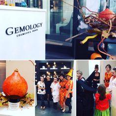 Halloween au spa gemology !! #gemologyparis #cosmetics #spa #trickortreat