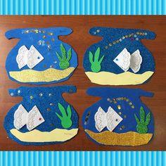 aquarium craft idea for kids (3)