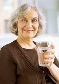 Nonni... dovete bere più acqua!