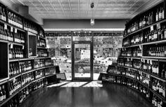 wine store on Manhattan's Upper East Side/Caliper Architecture