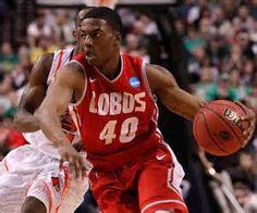 University of New Mexico Lobo Basketball