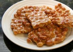 Old-Fashioned Homemade Peanut Brittle: Old-Fashioned Peanut Brittle