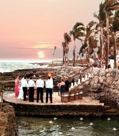 44 Best Places to Get Married in Mexico | Top Mexico Wedding Venues | How to Marry in Mexico | Xcaret, Playa del Carmen, Riviera Maya