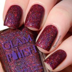 GLAM POLISH BANISHED - arrived @ AS
