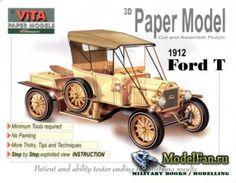 Vita - Ford T (1912)