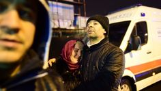 #Istanbul attack: Dozens killed at Turkish #nightclub, official says - #Reina