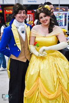 Beauty and the Beast, Disney cosplay from Melbourne Supanova 2012, Day 2